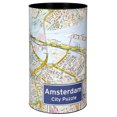 city puzzel Amsterdam