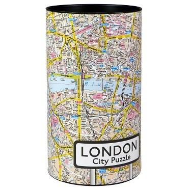 city puzzel Londen