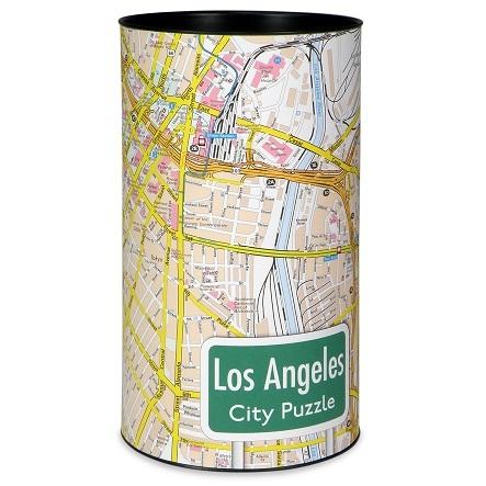 city puzzel Los Angeles