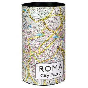 city puzzel Rome