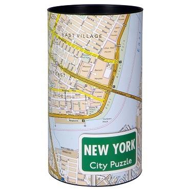 city puzzel new york