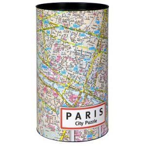 city puzzel parijs