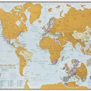 Kraskaart reiseditie