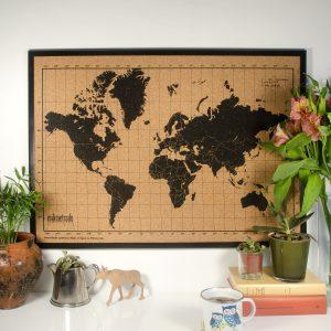 Milimetrado Wereldkaart