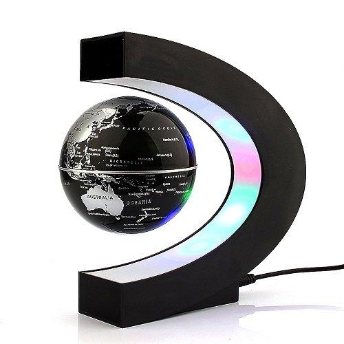 magnetische zwevende wereldbol