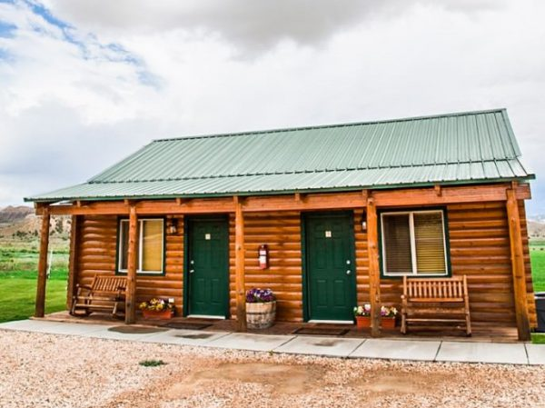 Bryce country cabin